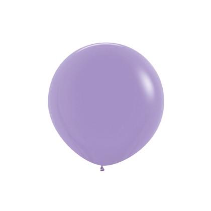 Balón Fialový veľký 90cm - 3FT