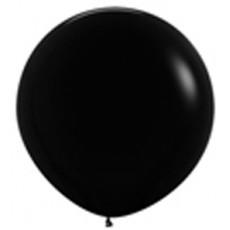 Balón Čierny veľký 90cm - 3FT