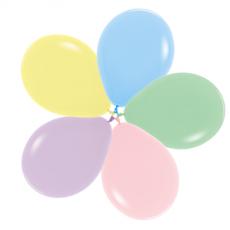 Balóniky A70 mix 19 cm 100ks