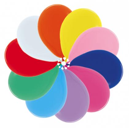 Balóny G110 mix 30 cm