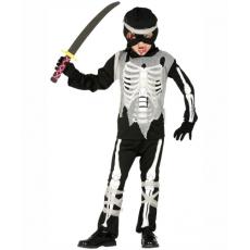 Detský kostým Ninja kostra