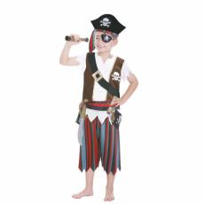 Chlapčenský kostým Pirát
