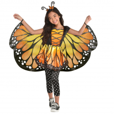 Dievčenský Kostým Motýľ