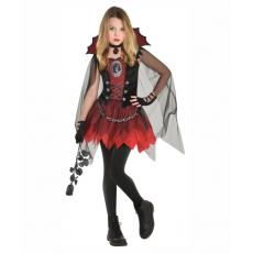Dievčenský kostým Upírka