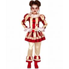 Detský kostým Klaun horor