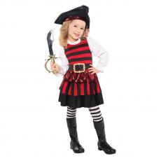 Kostým Pirátka detský
