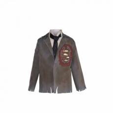 Kostým Zombie sako / tričko