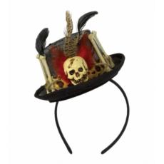 Čelenka s klobúčikom Čarodejnica