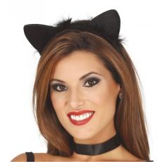 Čelenka mačacie uši