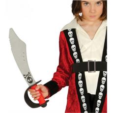 Detský pirátsky meč 43 cm