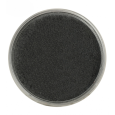 Prášková farba na tvár čierna 15 g