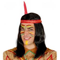 Parochňa Indián s pierkom