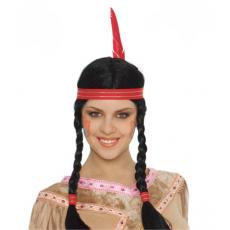 Parochňa Indiánka s pierkom