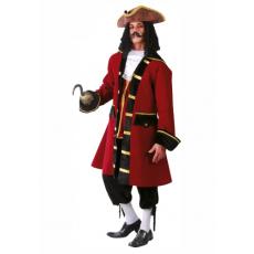 Kostým Kapitán Pirát
