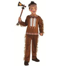 Kostým Indiána