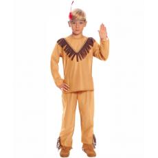 Detský kostým Indián