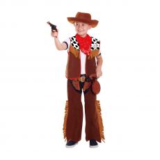 Chlapčenský kostým Kovboj
