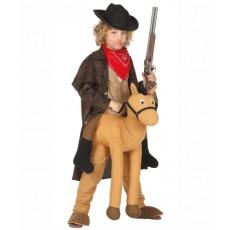 Detský kostým Kovbojský kôň