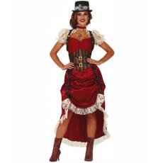 Kostým Tanečnica Steampunk