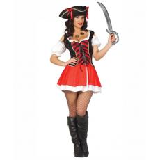 Kostým Pirátka Korzárka