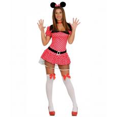 Kostým Myška Minnie