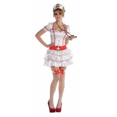 Kostým sexy Zdravotná sestrička