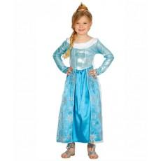 Detský kostým Ľadová princezná