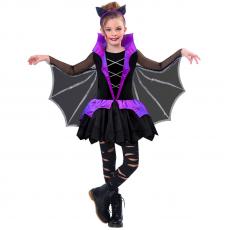 Dievčenský kostým Batgirl