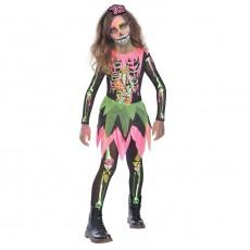 Dievčenský kostým Zombie