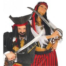 Pirátsky meč 64 cm