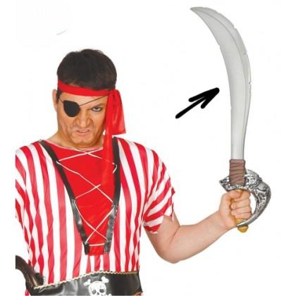 Pirátsky meč 72 cm