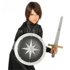 Meč a štít