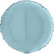 Balón kruh Modrá Pastel 45 cm