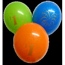Balón narodeninový číslo 1