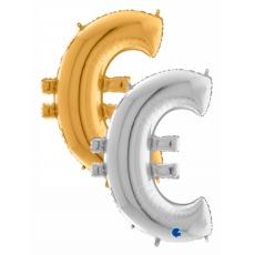 Balón Symbol € zlaté