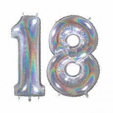Narodeninový balón číslo 18 66cm