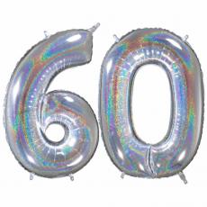 Narodeninový balón číslo 60 66cm