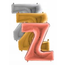Balón Písmeno Z maxi