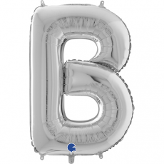 Balón Písmeno B veľké