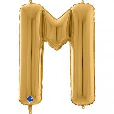 Balón Písmeno M veľké