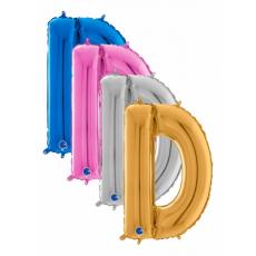 Balón Písmeno D veľké