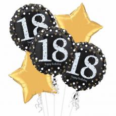 Balónová kytica narodeniny 18