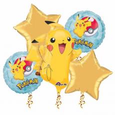 Kytica z balónov Pokémon Pikachu