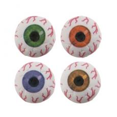 Cukrová dekorácia Oči 3,5 cm