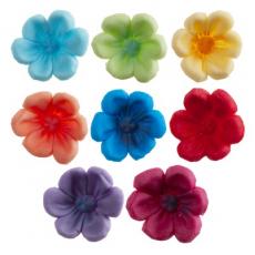 Cukrová dekorácia kvet 2,5 cm