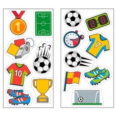 Jedlý papier Futbal
