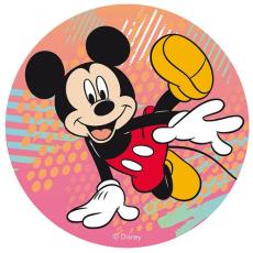 Jedlý obrázok Mickey Mouse 20 cm