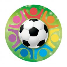 Jedlý obrázok Futbal 20 cm