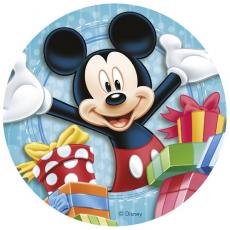 Jedlá oplátka Mickey Mouse standart 20 cm