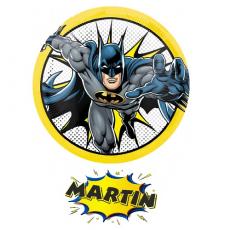 Jedlý obrázok Batman